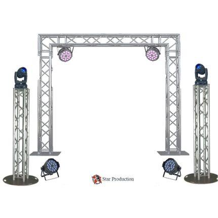 Комплект светового оборудования №2 в аренду