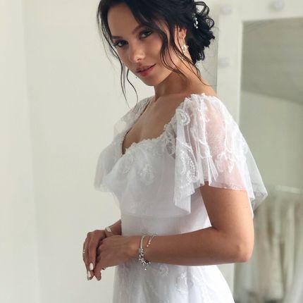 Легкое платье Ния