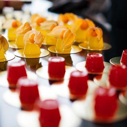 Шоу Jelly Shots - 120 десертов, до 50 человек