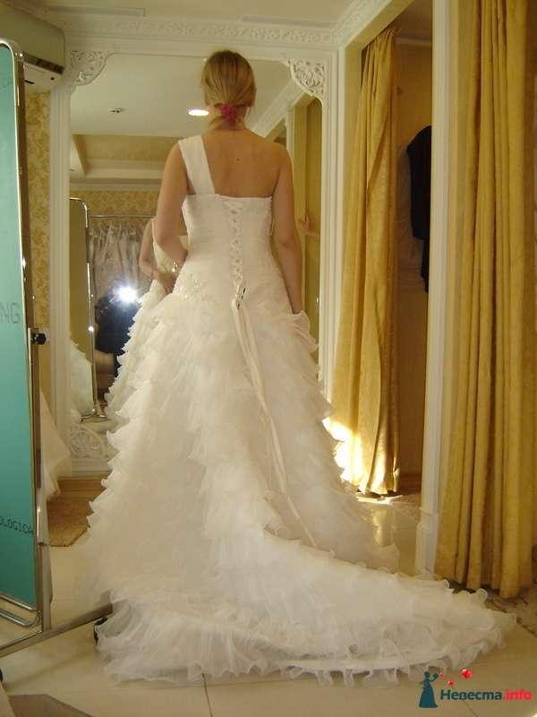платье 2 - фото 82671 Каберне