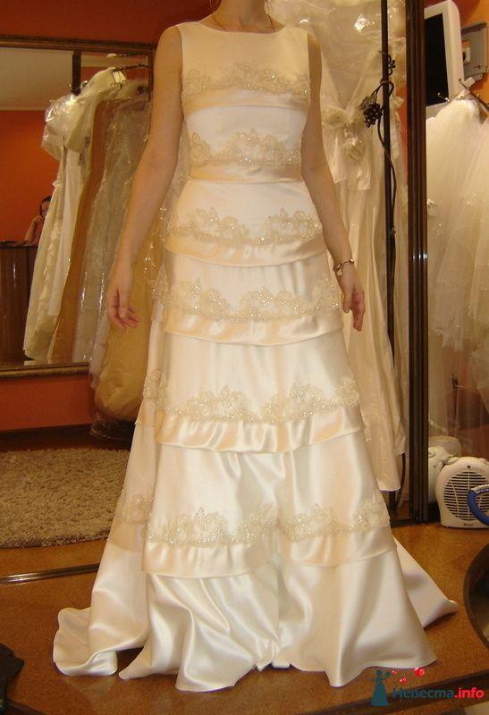 платье 6 - фото 82678 Каберне
