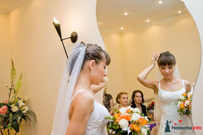 Фото 94049 в коллекции Свадьба 16.04.2010 - Дарьяночка