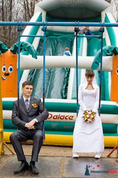 Фото 94091 в коллекции Свадьба 16.04.2010 - Дарьяночка