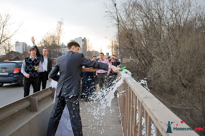 Фото 94106 в коллекции Свадьба 16.04.2010 - Дарьяночка