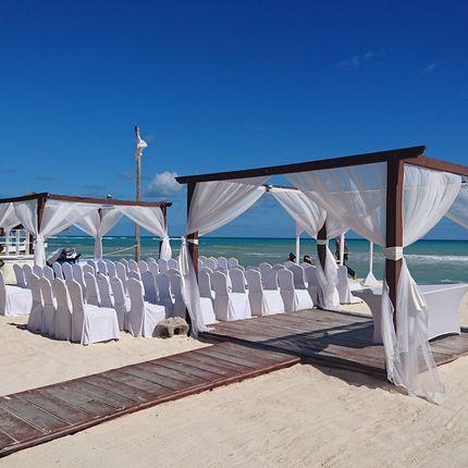 Организация символической свадьбы в Мексике