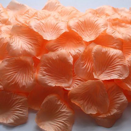 Лепестки роз искусственные, 100 шт