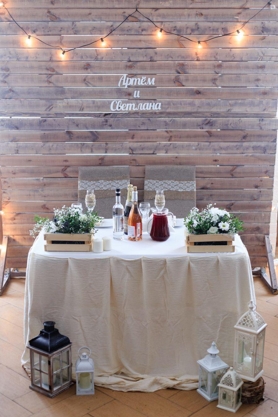 Фото 18665522 в коллекции Свадьба Артема и Светланы - Fabrika Studio - организация и декор
