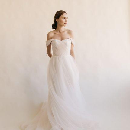 """Свадебное платье """"Мистик"""""""