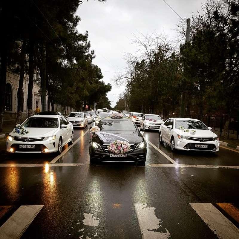 """Фото 18825676 в коллекции Автомобили - """"Счастливый кортеж"""" - аренда транспорта"""