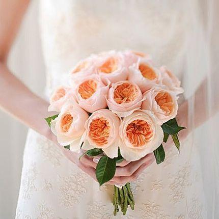 Свадебный букет невесты Джульетта