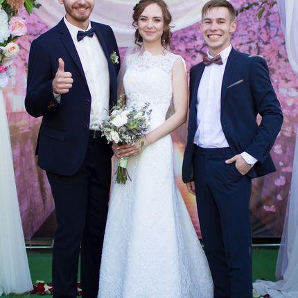 Проведение свадьбы - пакет №1