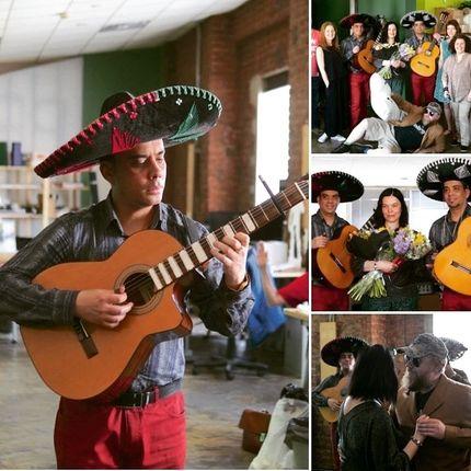 Выступление музыкантов - пакет Латиноамериканская музыка