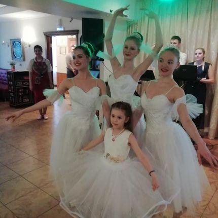 Выступление балерин