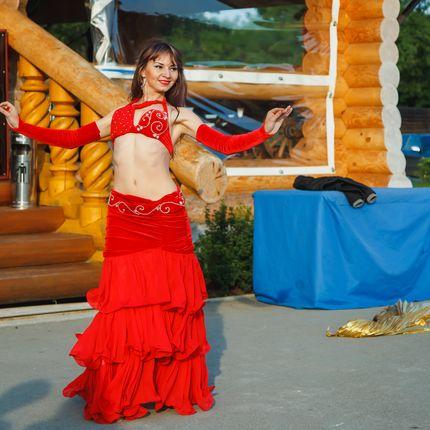 Соло восточный танец