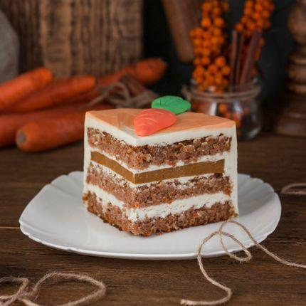 Торт Морковный с облепихой, 1 кг.