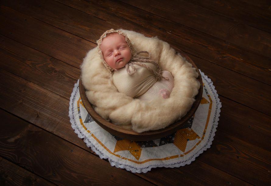 Фотосъёмка новорожденных, ньюборн