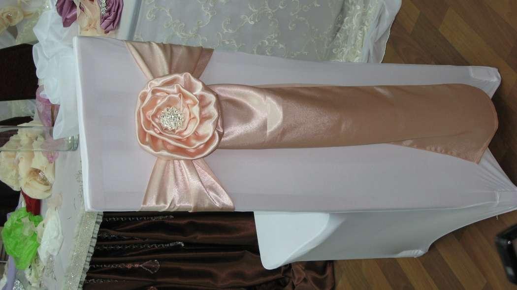 Декор стульев. - фото 1126689 Amor Amor свадебная мастерская декора