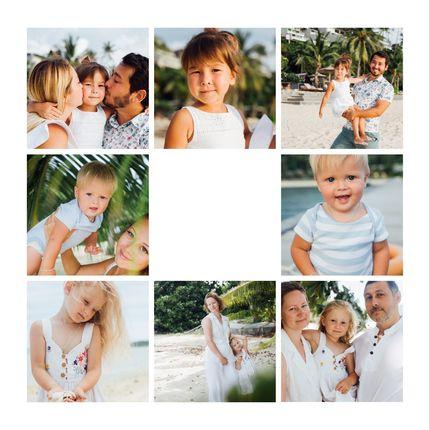 Семейная фотосъёмка, 2 часа
