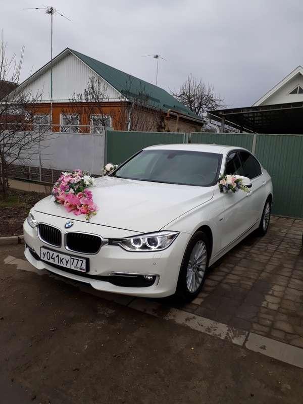 Фото 18828202 в коллекции Свадебный автомобиль - BMW 320d - аренда авто