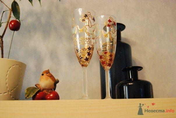Фото 57282 в коллекции Бокалы под шомпанское - мояСовесть