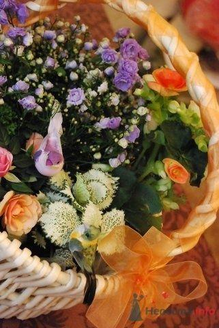 Фото 57331 в коллекции цветочные композиции - мояСовесть