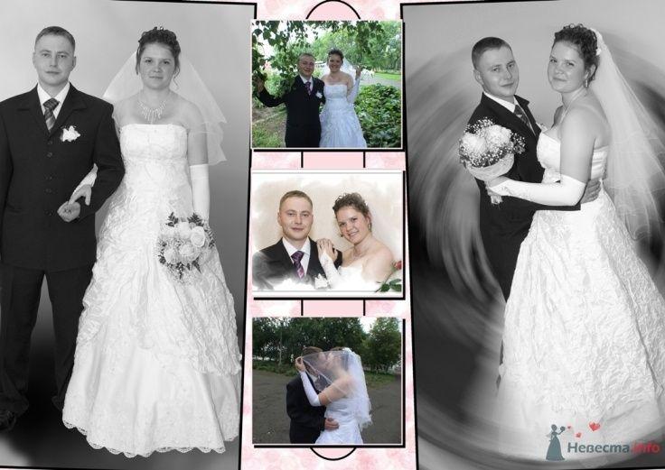 Фото 57378 в коллекции Свадебная книга - мояСовесть