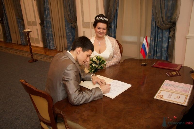 Фото 66219 в коллекции Наша свадьба