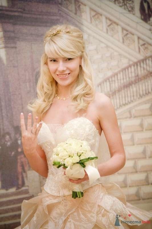 Фото 60053 в коллекции прически - Невеста01
