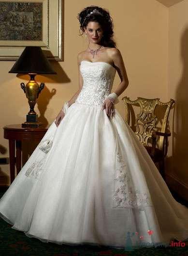 Фото 75243 в коллекции платья - Невеста01