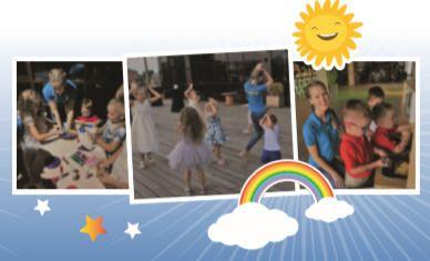 Выездная игратория: организация детского досуга