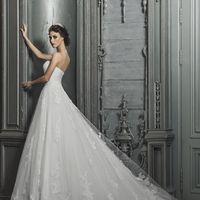 свадебное платье-модель R-12405