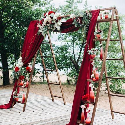 Арки для церемонии