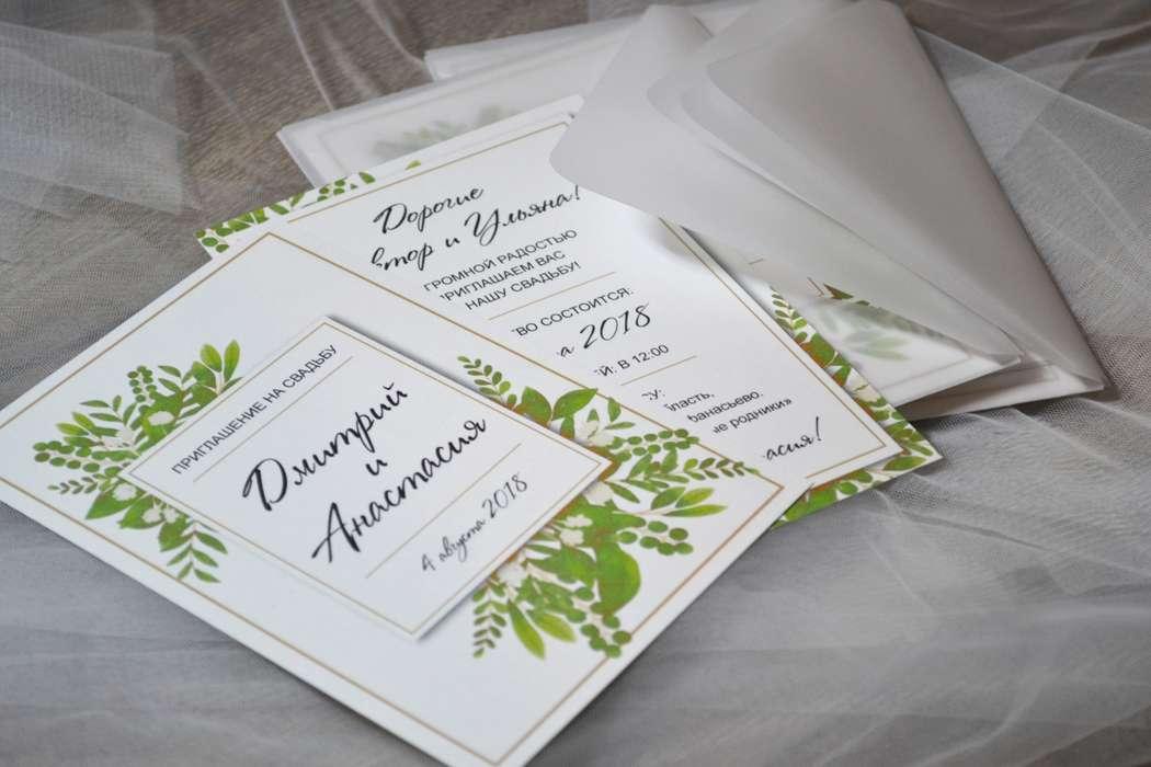 Фото 18926256 в коллекции Портфолио - Wedding printing - свадебная полиграфия