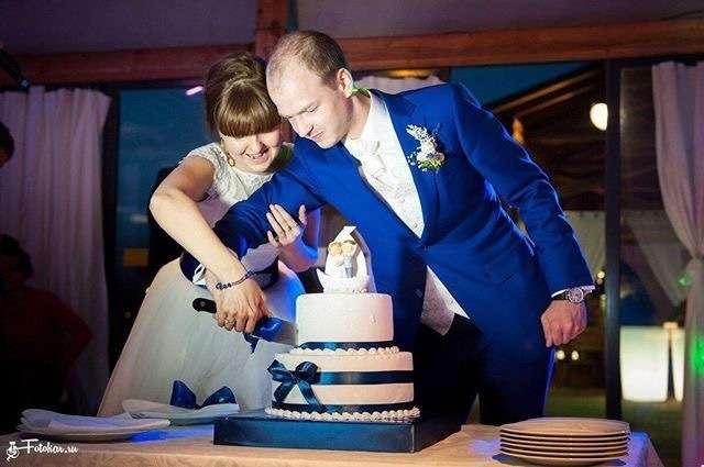 Фото 18952906 в коллекции Свадебные торты - Мастер-кондитер Ольга Senatorova