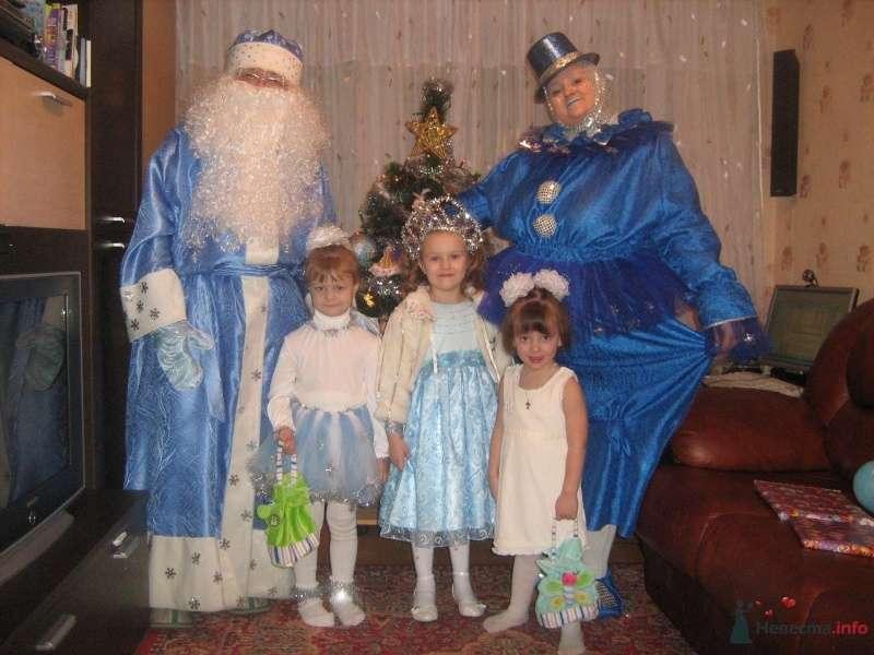"""""""Морозили"""" всей семьей на выездных поздравлялках. - фото 57956 Мирослава"""