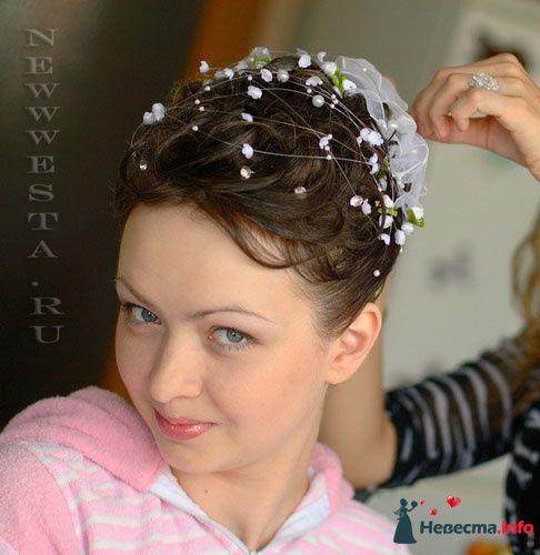 Фото 115753 в коллекции Я за работой - Свадебный стилист-визажист Севостьянова Наталья