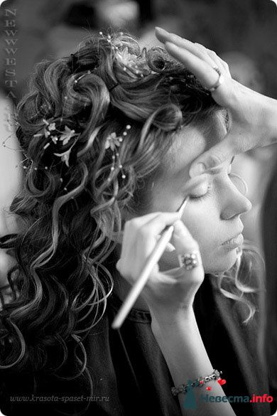 Фото 115759 в коллекции Я за работой - Свадебный стилист-визажист Севостьянова Наталья