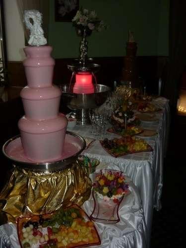 """Фото 15086422 в коллекции Свадьбы с нашими шоколадными фонтанами. - Кондитеры """"Шоколадная радуга"""""""