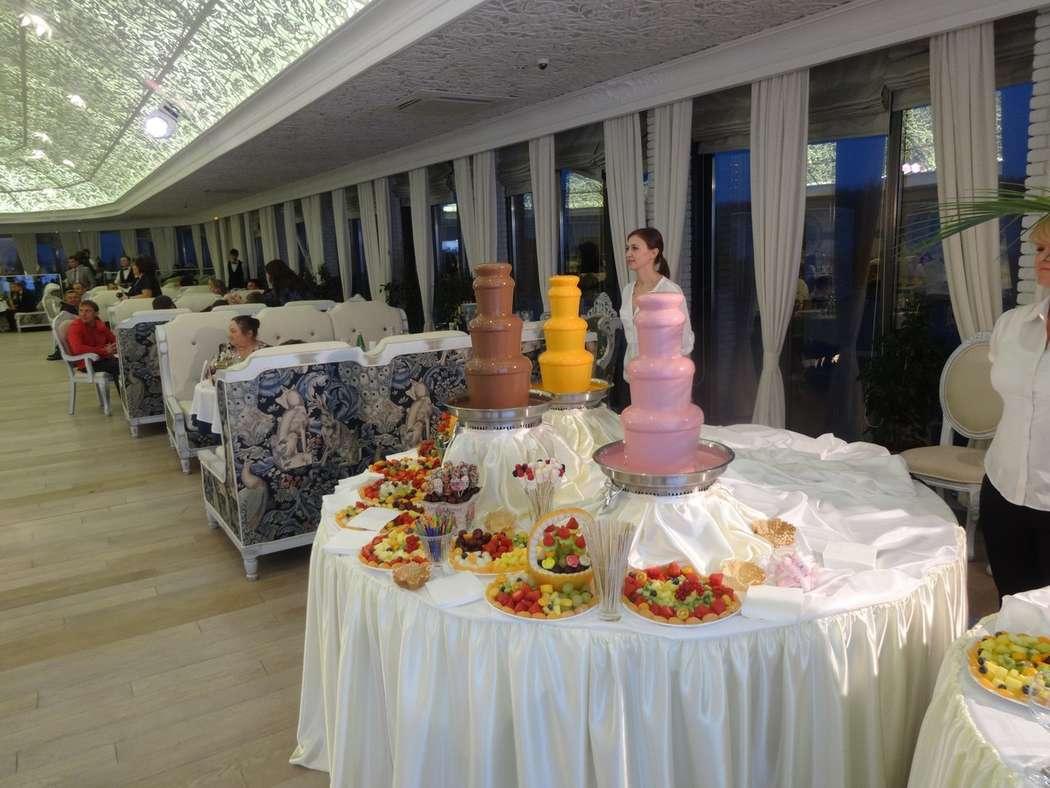 """Фото 15816546 в коллекции Свадьбы с нашими шоколадными фонтанами. - Кондитеры """"Шоколадная радуга"""""""