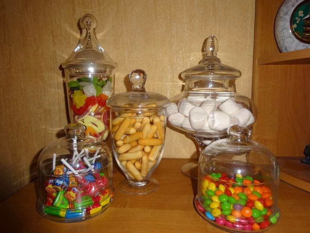 """Посуда для сладкого стола - фото 18756758 Кондитеры """"Шоколадная радуга"""""""