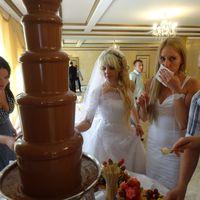 Метровый шоколадный фонтан на 10 кг шоколада