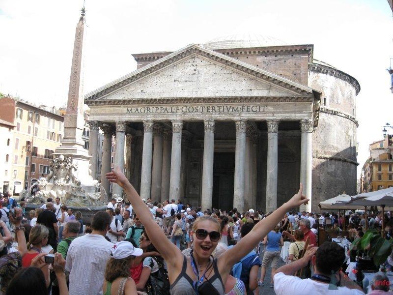 Pantheon, Roma - фото 64917 busya