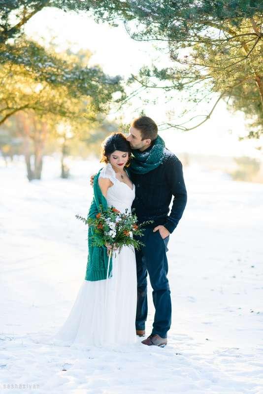 Фото 19018216 в коллекции Свадьба Сергея и Светы - Салон свадебной и вечерней моды Фея