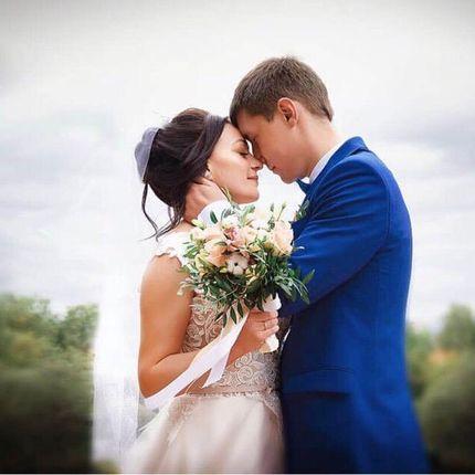 Образ невесты с репетицией