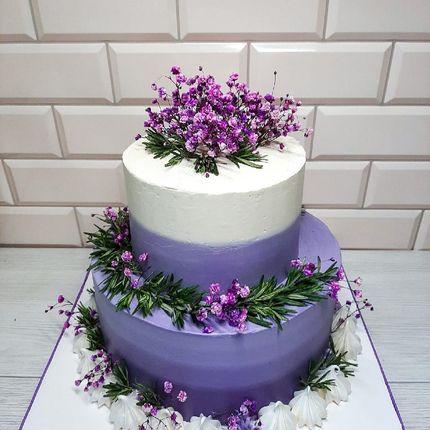 Торт 2 яруса, цена за 1 кг