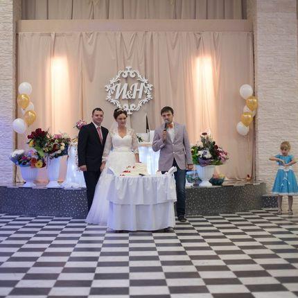 Проведение свадьбы, почасовая