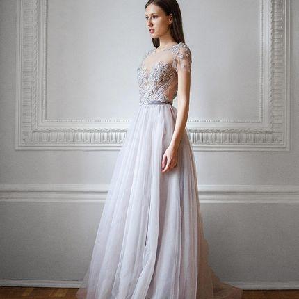 """Платье с вышивкой """"Ариадна"""""""