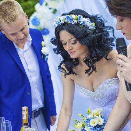 """Церемония бракосочетания """"под ключ"""""""