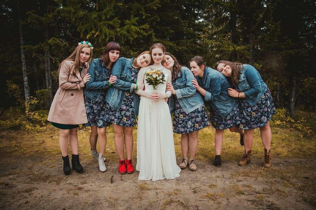 Деревенское название невеста фото #15