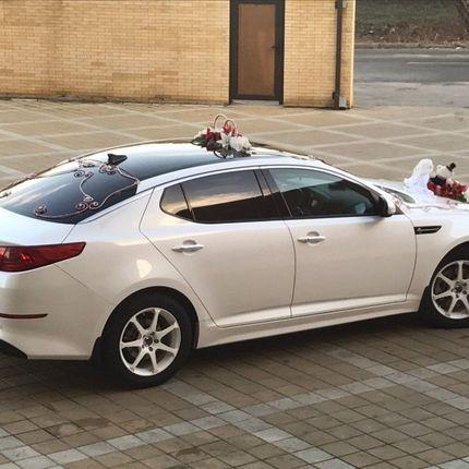 Автомобиль Optima в аренду